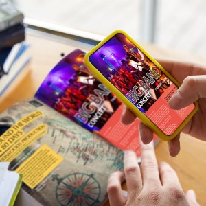 Augmnented Reality Apps for schools by the agency for education