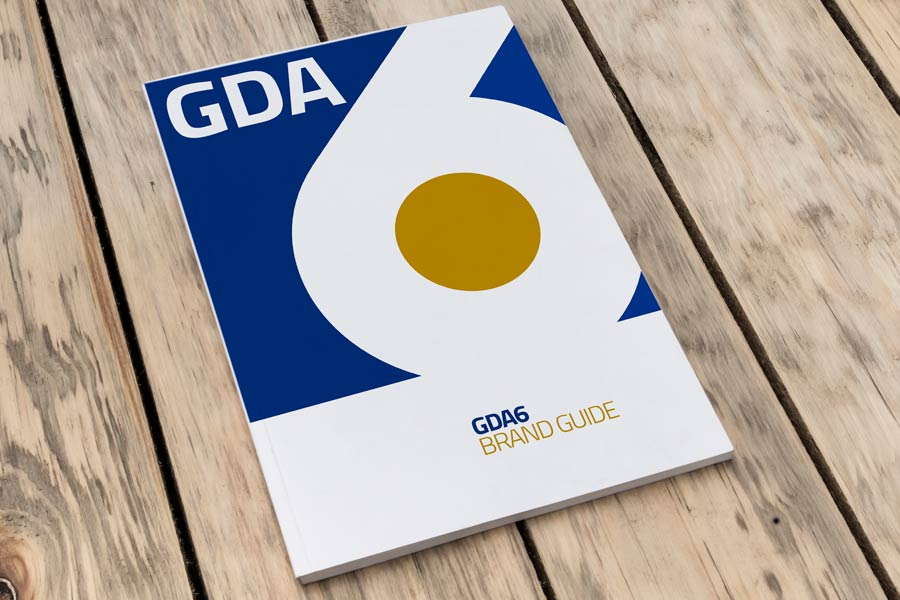 GDA 6 Brand guide by The Agency for Education