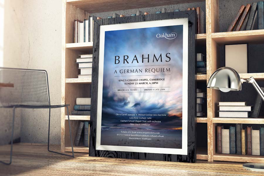 Oakham School Advertising by The Agency for Education