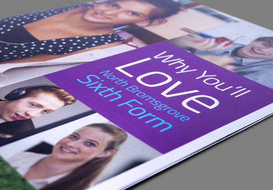 North Bromsgrove Sixth Form Prospectus by The Agency for Education
