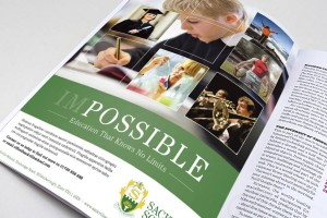 Advertising for Cognita Schools by The Agency for Education